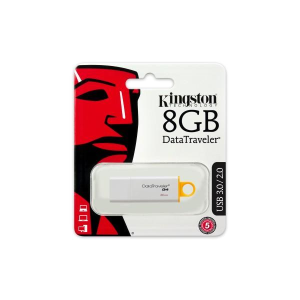 Cle-USB-Kingston-DataTraveler-G--GO-USB--Jaune