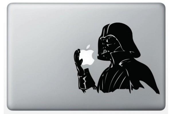 autocollant-dark-vador-star-wars-pour-macbook