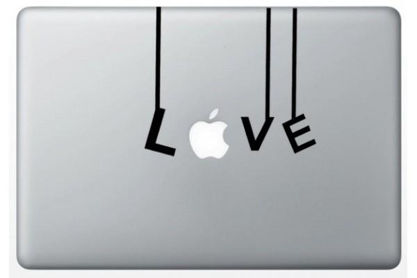 autocollant-lettres-love-pour-macbook