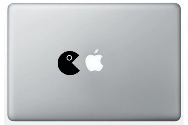 autocollant-pacman-pour-macbook1