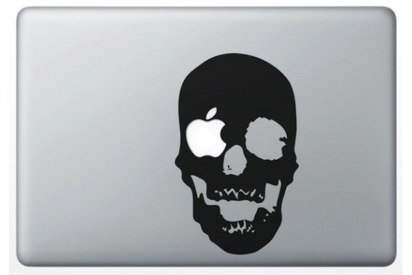 autocollant-tete-de-mort-pour-macbook