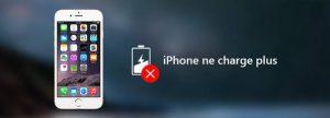 problème chargement iphone