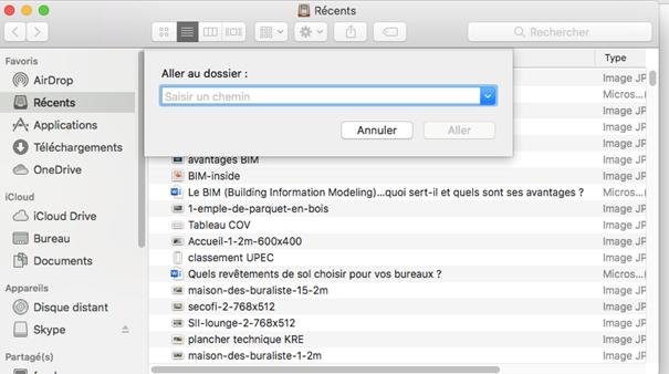 gestionnaire d'imprimante mac