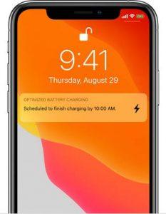accélérer la recharge iphone